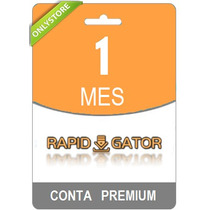Conta Premium Rapidgator 30 Dias - Direto Do Site! Oficial