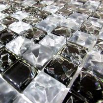 Pastilhas De Vidro Craquelado - Linha Ice - Efeito Congelado