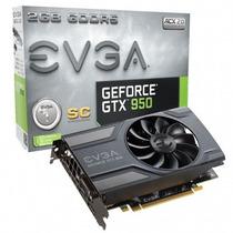 Oferta Placa De Vídeo Evga Geforce Gtx950 Original 128 Bit