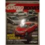 Revista Quatro Rodas Abril 2014 Porsche Mercedes Gol Rallye