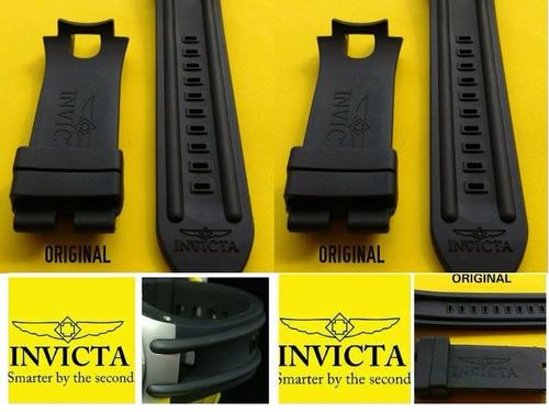 01d26bded0e Pulseira Invicta S1 Original 1509 1510 1506 1511 Fivela Prat - R ...