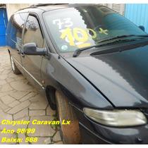 Radiador Oleo G. Caravan 98/99