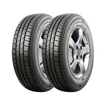 Jogo De 2 Pneus Bridgestone B250 Ecopia 165/70r13 79t