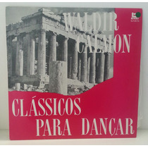 Vinil - Waldir Calmon - Clássicos Para Dançar