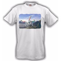 Camiseta Aeromodelismo Phanton Branca