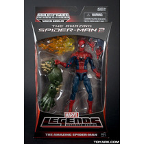 Marvel Legends The Amazing Spider-man 2 Aranha - Brinquetoys