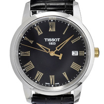 Tissot T-classic Dream Black T033.410.26.053.original, Swiss
