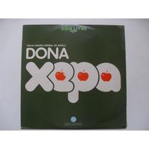 Lp Dona Xepa - Trilha Sonora Nacional Da Novela