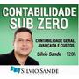 Contabilidade Sub Zero Silvio Sande 2015 Carreiras Fiscais
