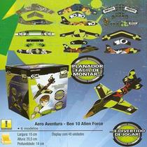 Aero Aventura Ben 10 Alien Force ¿ Dtc