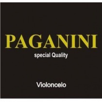 Encordoamento Paganini Para Cello Violoncelo