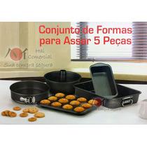 Formas Para Assar, Forma Cupcake Bolo, Pudim O Frete+ Barato