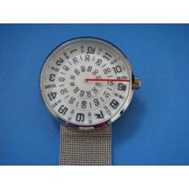 Relógio Analógico Design Genial E Exclusivo Lindo Imperdível