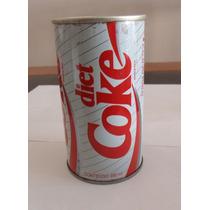 Lata Coca Cola Diet Coke 1988 Rara E Histórica