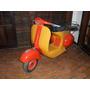 Vespa Ñ Pedal Car