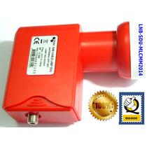 Lnb Sdu Triax (multiponto) + Divisor 8x1 Para 8 Receptores
