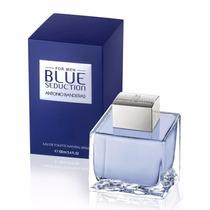 Perfume Antonio Banderas Blue Seduction Men 100ml Masculino