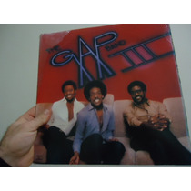 Lp - The Gap Band - Iii - Importado - Encarte