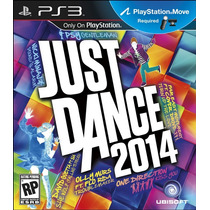 Just Dance 2014 Em Português Ps3 Playstation 3