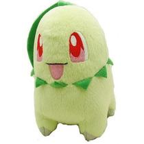 Pelúcia Pokemon - Chikorita 17 Cm - Banpresto - Nintendo