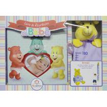 Álbum Do Bebê O Livro De Recordações Do Bebê