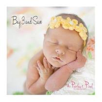 Headband, Tiara Ou Faixa Para Cabelo Newborn