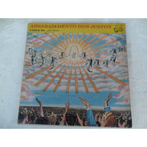 Silva Junior - Arrebatamento Dos Justos - Lp Vinil Gospel