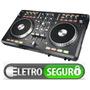 Controlador Para Dj Numark Mixtrack Pro Com Serato Dj