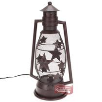 Lampião Importado Elétrico - Gift Corral