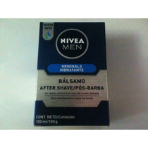 Nivea For Men Originals Hidratante Bálsamo Pós Barba 100ml