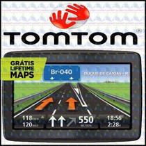 Navegador Automotivo Gps Tomtom Via 1505m Mapa Vitalício 5