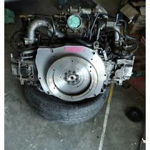 Motor Subaru 2.0 16v Boxer Refrigerado Agua Fusca Kombi Vw