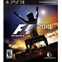 Formula 1 F1 2010 Playstation 3 Jogo Ps3 Frete Grátis F12010 comprar usado  Igaraçu do Tietê