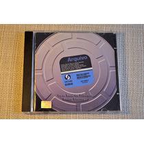 Cd Original - Arquivo Som Livre - Cazuza / Azimuth / Djavan