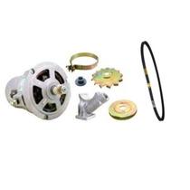 Kit Alternador Fusca Brasilia Kombi 52a Novo Cinap Mod.bosch