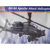Ah-64 Apache Atack Helicopter 1/32 Revell Monogram