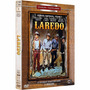 Box Dvd Laredo 1ª Temporada - Vol. 2 (3 Discos) Orig.