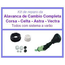 Kit Reparo Da Alavanca De Cambio - Corsa Celta Astra Vectra