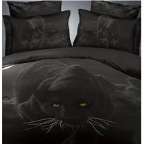 Lençol 3 D Conjunto Capa Travesseiro E Capa Edredão