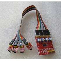 Arduino - Sensor Seguidor De Trilhas / Linhas / Line 4 Vias