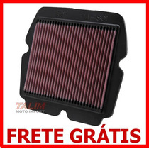 Filtro Ar K N - Honda Goldwing Gold Wing Gl1800 - 2001/2014
