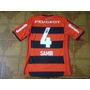 Camisa Flamengo Rubro Negra Jogo 4 Samir M
