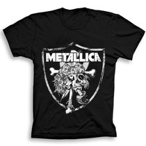Camiseta Metallica