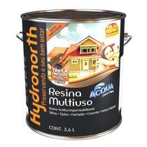 Resina Acrílica Acqua Cinza 3,6l - Hydronorth