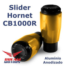 Slider Alumínio Anker Honda Hornet Cb300 Cb1000r Cb 300 1000
