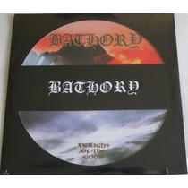 Bathory Twilight Of The Gods Picture Disc Selado Black Mark