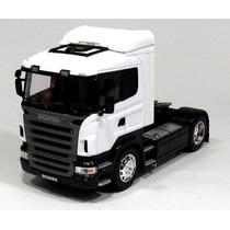 Miniatura Caminhão, Scania R470, Escala 1/32 !! Welly
