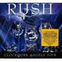 Cd Rush Clockwork Angels Tour [eua] Triplo Novo Lacrado
