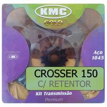 Kit Relação C/ Retentor Da Moto Crosser 150