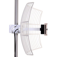 Antena Celular Rural 3g 4g Parábola Todas Operadoras 27dbi